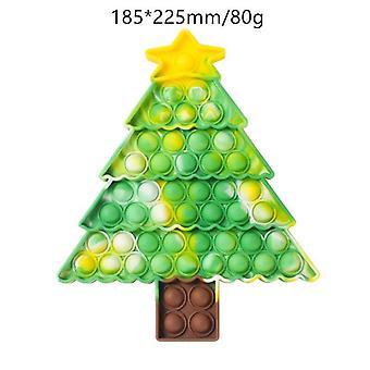 Christmas tree santa snowman ornament merry christmas decorations for home cristmas ornament navidad natal