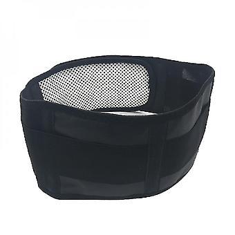 Massagers verstelbare taille toermalijn zelfverwarmende magnetische therapie rug taille ondersteuning riem lendenbrace