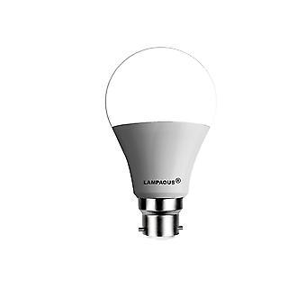 Flood spot lights 15w b22 led bulb 150w incandescent bulbs equivalent cool white 1500 lumens bayonet led light lamp