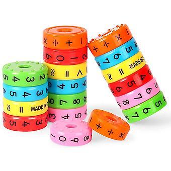 Koulutus lelu matematiikka, 3 kappaletta oppiminen laskelmoiva lelu