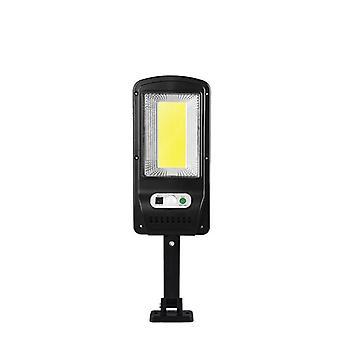 Solar Lamp Outdoor Waterproof Solar Wall Light Human Body Induction Garden Street Light Smart Street Light 1 Cob
