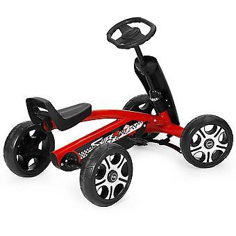 4-roți pentru copii Kart Pedala reglabil Seat car child pedala de biciclete