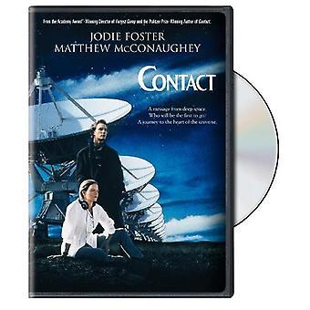 Kontakt [DVD] USA import