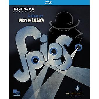 Spies [Blu-ray] USA import