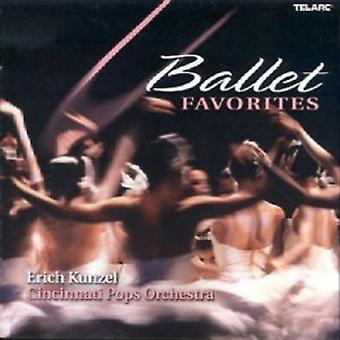 Ballet Favorites - Ballet Favorites [CD] USA import