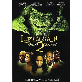 Leprechaun Back 2 Tha Hood [DVD] USA import