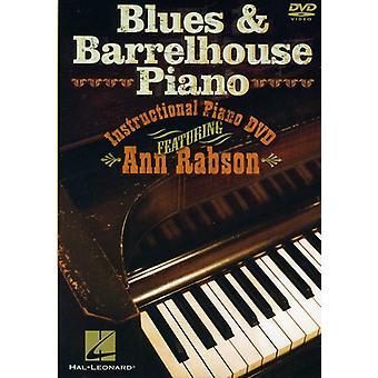 Importer des USA de Piano Blues & Barrelhouse [DVD]