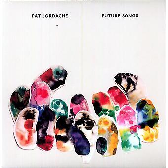 Pat Jordache - Future Songs [Vinyl] USA import