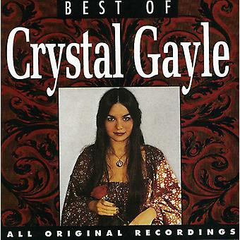 Crystal Gayle - Best of Crystal Gayle [CD] USA import