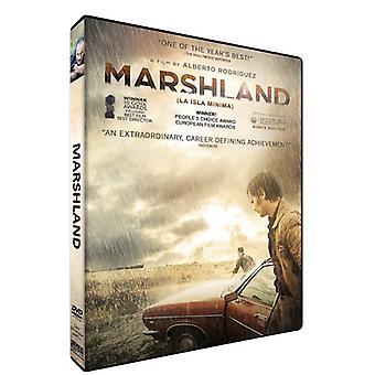 Marshland [DVD] USA import