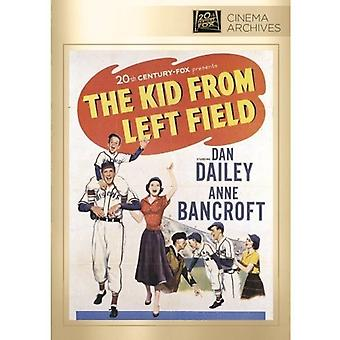Kid From Left Field [DVD] USA import