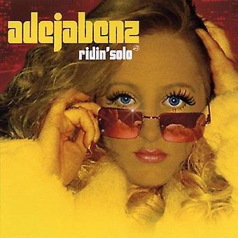 Adeja Benz - Ridin' Solo [CD] USA import