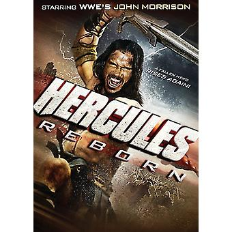 Hercules Reborn [DVD] USA import