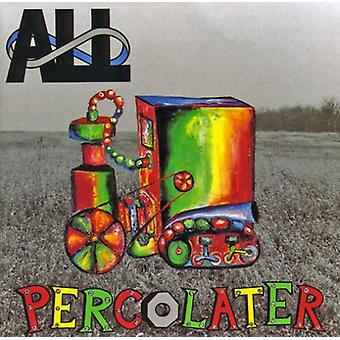 All - Percolater [CD] USA import