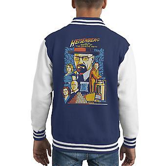 Heisenberg et l'Empire de Varsity Jacket de la Crystal Meth Kid