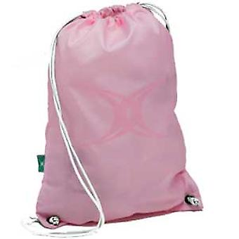 GILBERT netball gym bag [pink]