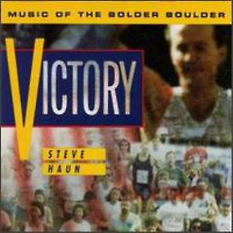 Steve Haun - Victory-Music of Bolder Boulde [CD] USA import