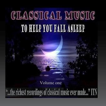 Divers artiste - musique classique d'importation USA aider vous Fall Asleep V. 1 [CD]