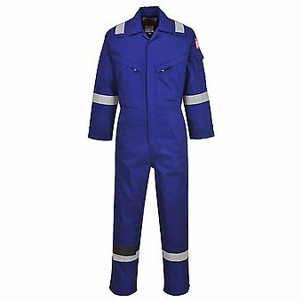 Portwest - Bizflame Plus Flame Rezista Lumina Greutate Anti-Static Coverall 280g