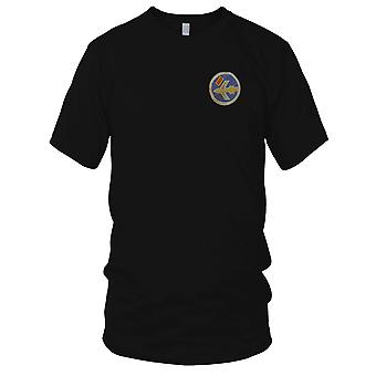 ARVN sydvietnamesiska Air Force Pilot - Vietnamkriget broderad Patch - Mens T Shirt