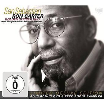 Ron Carter & Golden Striker Trio - San Sebastian [CD] USA import