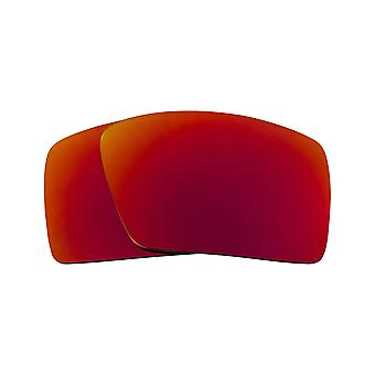 Replacement Lenses for Oakley Eyepatch 1 Sunglasses Red Mirror Anti-Scratch Anti-Glare UV400 by SeekOptics