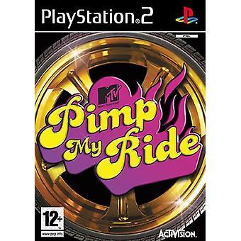 Pimp My Ride (PS2) - Nieuwe fabriek verzegeld