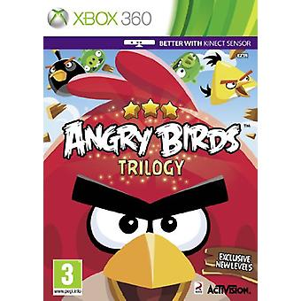 Angry Birds Trilogy (Xbox 360)-fabriks forseglet