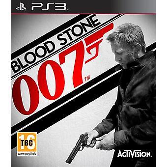 James Bond Bloodstone (PS3) - Usine scellée