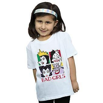 Disney Girls Villains Bad Girls T-Shirt