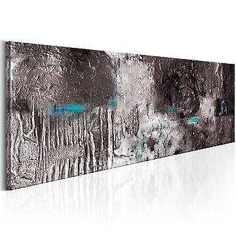 Canvas Print - Silver Machine