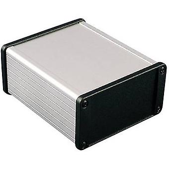 Hammond Electronics 1457C801BK 1457C801BK Universal kabinet 80 x 59 x 30,9 Aluminium Black 1 stk(er)