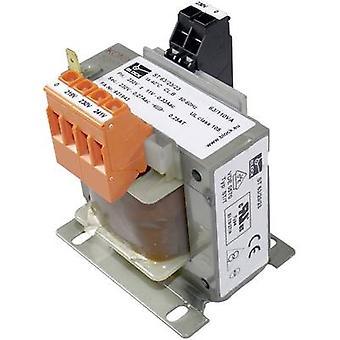 Block ST 63/23/23 Styrtransformator, Isolationstransformator, Säkerhetstransformator 1 x 219 V AC, 230 V AC, 241 V AC 1 x 230 V AC 63 VA