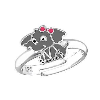 Elephant - 925 Sterling Silver Rings - W35626x