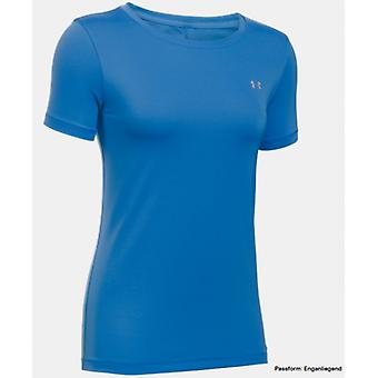 Sous Armour HeatGear T-Shirt ladies blue 1285637-404