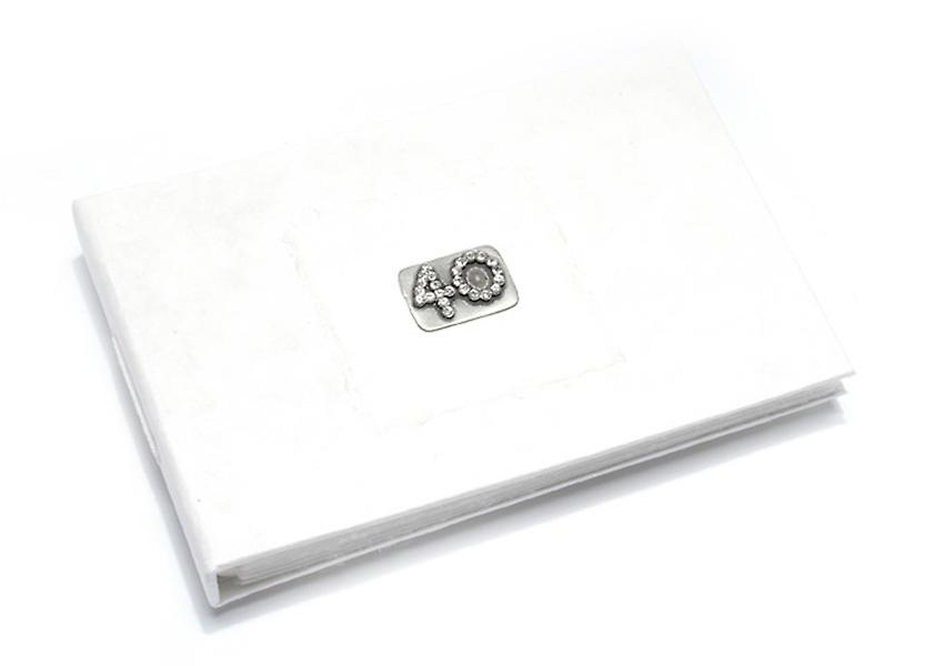 40 Celebration Creme Pocket-Foto-Album