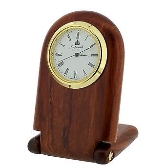 זמן מתנה מוצרי מתקפלים שעון-חום כהה