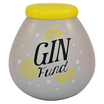 Gin Fund Money Bank