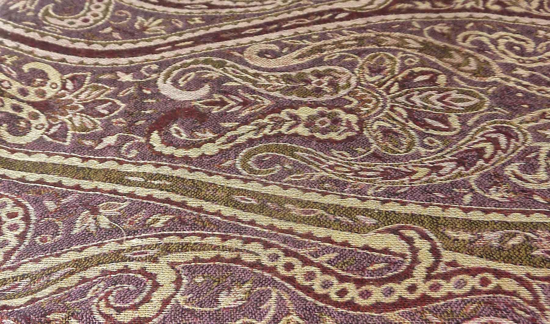 Muffler Scarf 1543 in Fine Pashmina Wool Heritage Range by Pashmina & Silk