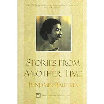 Stories from Another Time by Benjamin Bautista - 9789715505604 Book
