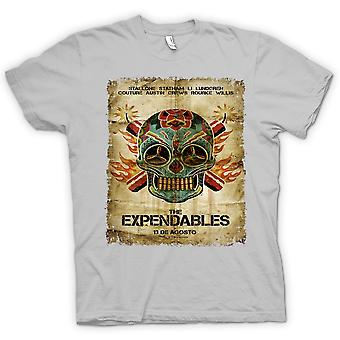 Kinder T-shirt-die Expendables - B-Movie - Poster