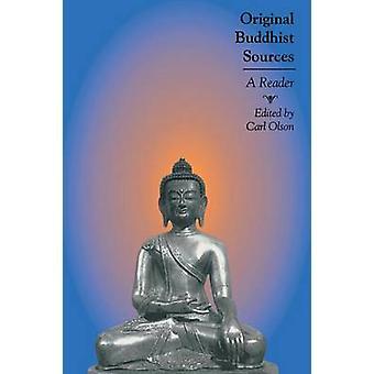 Originele boeddhistische bronnen - een lezer door Carl Olson - 9780813535647 boek