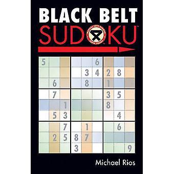 Black Belt Sudoku (R) by Michael Rios - 9781402735981 Book