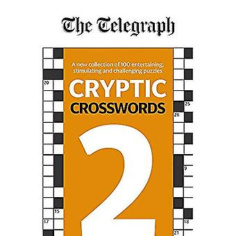 The Telegraph Cryptic�Crosswords 2 (The Telegraph�Puzzle Books)
