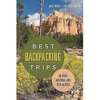 Beste backpacken reizen in Utah, Arizona en New Mexico