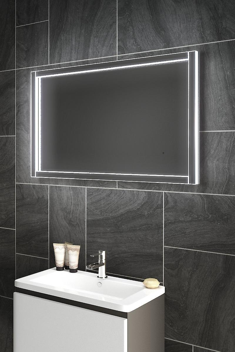 Miroir de salle de bains forma avec le capteur Infra-Rouge et antibuée pad k448