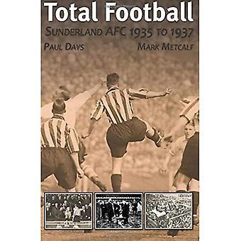 Totala fotboll: Sunderland AFC 1935-37