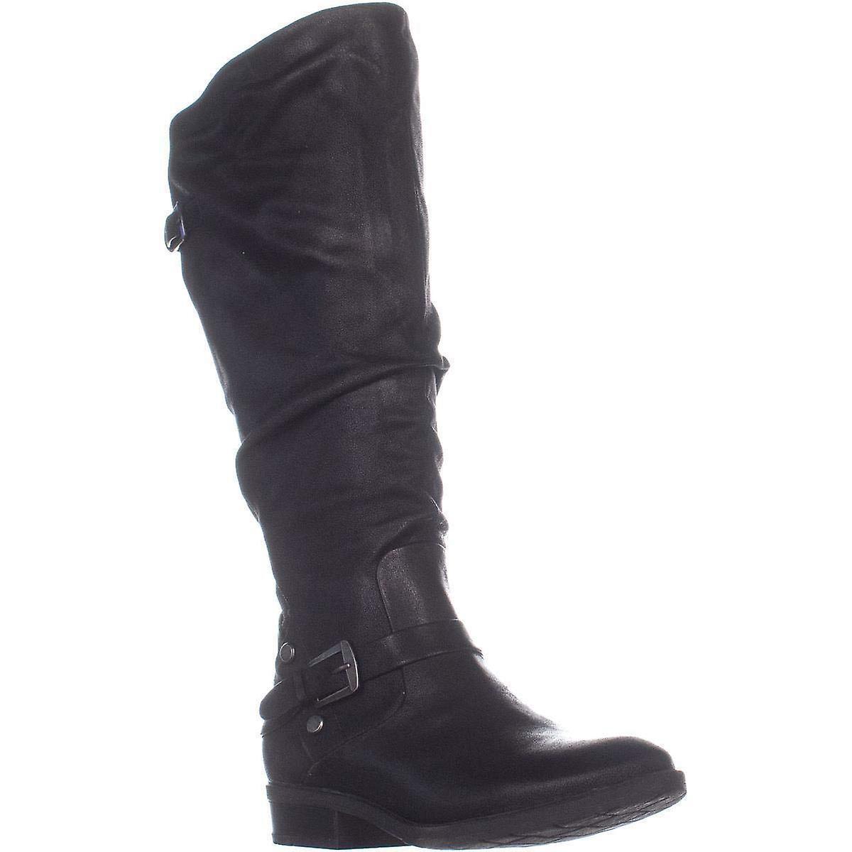 Pièges À Nus Womens Yanessa2 Fermé Toe Knee High Fashion Bottes