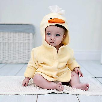 Cuddly Duck baby bath robe