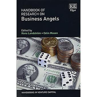 Podręcznik badań na aniołów biznesu przez Hans Landstrom - 978178897